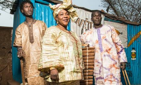 Trio Da Kali from Mali have been selected to showcase at WOMEX in Spain.