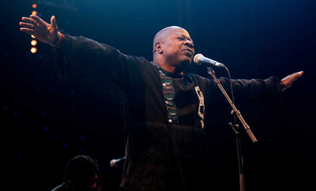 Papa Wemba. Photo: 97land.com