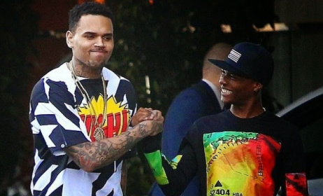 Chris Brown and Wizkid collaborate on 'Shabba'