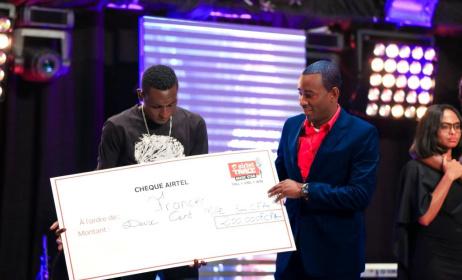 Airtel Trace Music Star, une des opportunités musicales au Gabon. Photo: Tromatix
