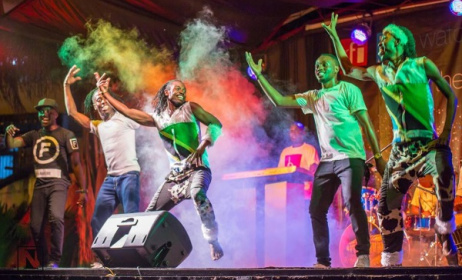 Tanzanian group Cocodo African Music will rock this years EAVC. Photo: Imani Nsamila / Facebook