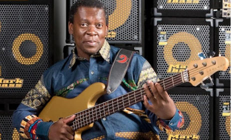 Concord Nkabinde will share his knowledge at the Joy of Jazz Geleza Kleva workshops.