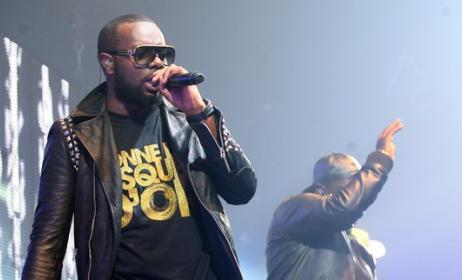 Maitre Gims. Photo: chartsinfrance.net