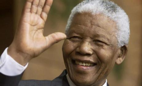 Nelson Mandela. Photo: University of Wisconsin-Madison Libraries