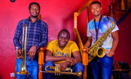 Nairobi Horns Project will perform at the first Safaricom Jazz Night. Photo: NHP/Facebook