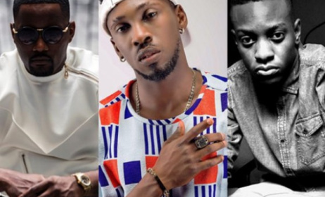 Tay Grin, Orezi and Sonye. Photo: www.nyasashowbiz.com