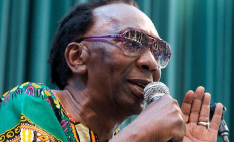Thomas Mapfumo started his career as a kindergarten teacher. Photo: www.afropop.org