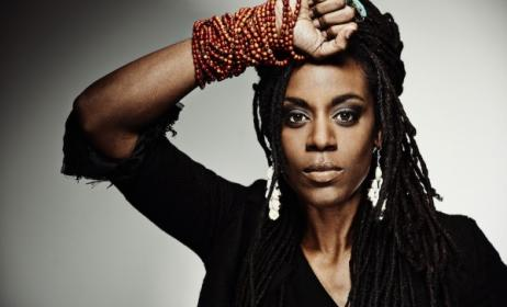 American hip-hop artist Akua Naru will headline this year's Bayimba fest in Uganda. Photo: www.span-arts.org.uk