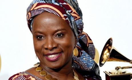 Angélique Kidjo. (Photo) : www.bucknell.edu