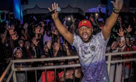Cassper Nyovest performing at the Ticketpro Dome last year. Photo: www.fdbq.co.za