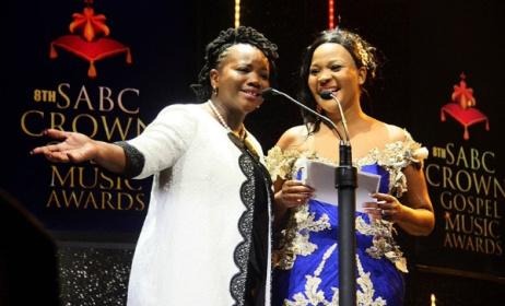Crown Gospel Music Awards. Photo: www.crowngospelmusicawards.co.za