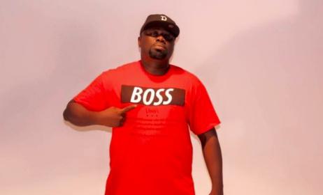 DJ Black. Photo: Facebook