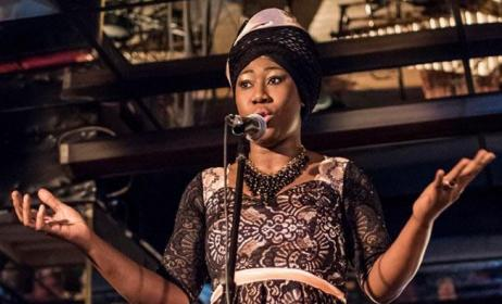 Djely Tapa from Mali will headline this year's Habari Africa Festival in Toronto. Photo: www.festivalnuitsdafrique.com