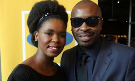 Zahara and DJ Sbu are set to re-unite with their UK fans. Photo: www.channel24.co.za