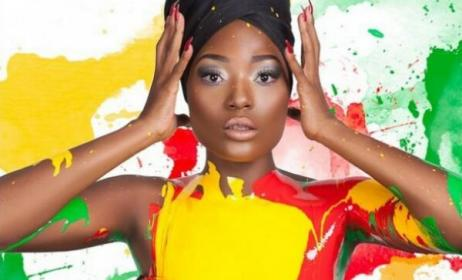 Ghanaian star Efya will perform at the UK launch of A'friquency in London.
