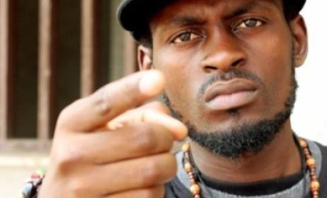 Le rappeur Congolais Martial Pa'nucci. (Ph) Infinity Prime