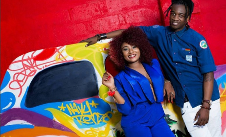 Tanzanian duo of Navy Kenzo. Photo: www.happylinetz.com