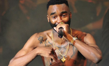 Riky Rick recently signed to new label Mabala Noise. Photo: www.sabreakingnews.co.za