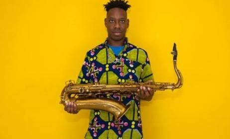 British saxophonist Shabaka Hutchings will launch his new album in Johannesburg. Photo: Facebook