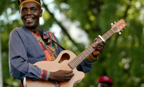 Oliver Mtukudzi. Photo: Tuku Music