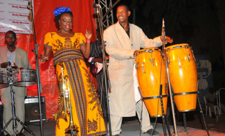 members of Uganda's Afrigo Band. Photo: www.monitor.co.ug