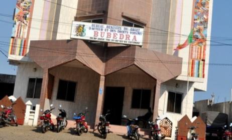 (Photo) : Bureau Béninois des Droits D'auteur et des Droits Voisins (BUBEDRA)