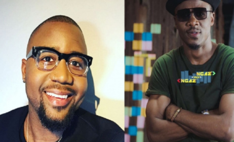 Cassper Nyovest and Ali Kiba