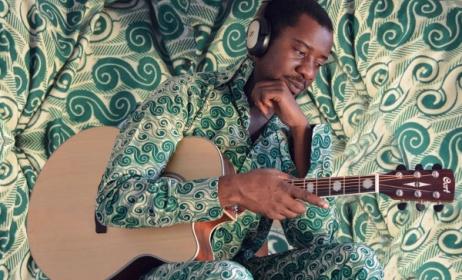 Cameroonian singer Franck Biyong. Photo: www.franckbiyong.net
