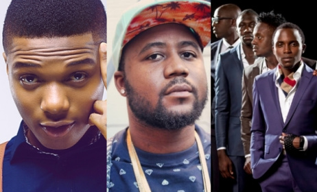 Wizkid, Cassper and Sauti Sol top 2016 MAMAs nominations