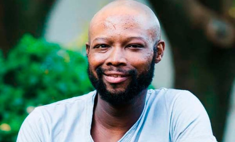 The late kwaito star Mandoza. Photo: Martin de Kock