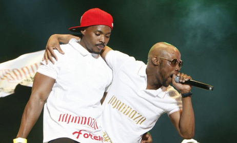 Mandoza's last performance (c) sowetanlive.co.za