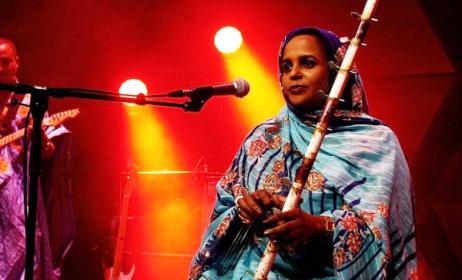 Mauritania's Noura Mint Seymali