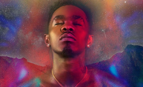 Patoranking on cover of God Over Everything