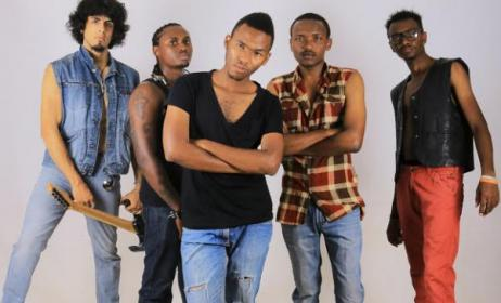 Members of Rash Band. Photo courtesy of Rash Band.