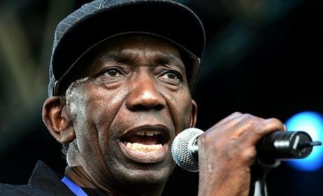 Thomas Mapfumo. Photo: www.nehandaradio.com