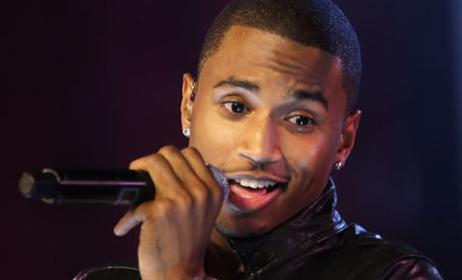American singer Trey Songz. Photos: www.guardianlv.com