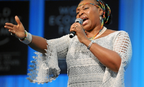 Yvonne Chaka Chaka is among the musicians who will speak out about their favourite music. Photo: www.en.wikipedia.org