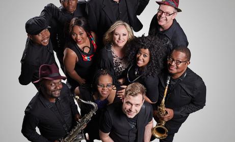 Veteran South African band Mango Groove is making a comeback. Photo: www.mangogroove.co.za