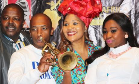 2015 SABC Crown Gospel Music Awards. Photo: www.crowngospelmusicawards.co.za