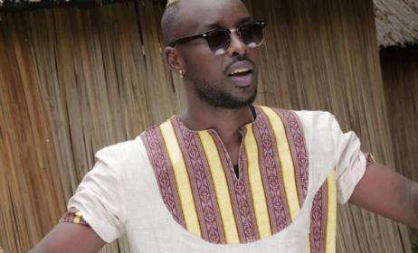 Ugandan artist Eddy Kenzo. Photo: www.bigeye.ug