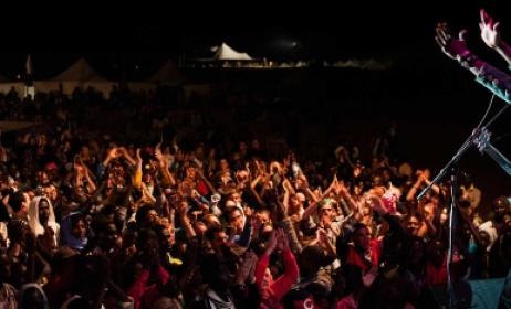 Festival du Sahel à Loumpoul (Photo) : ausenegal.com