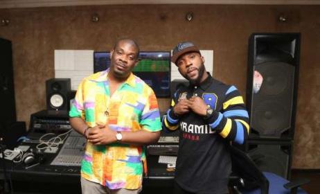 Iyanya has signed to Don Jazzy's Mavin Records