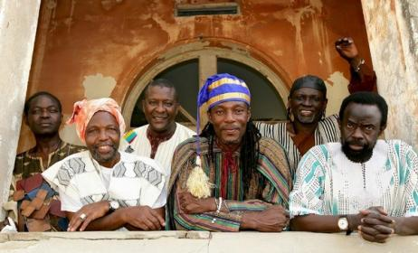 Le groupe Xalam. (Photo) : Facebook Officiel Taffa Cissé