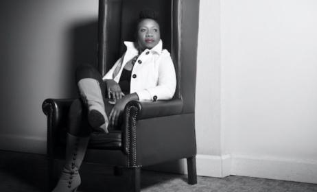 Kenyan singer Almaz. Photo: www.newpittsburghcourieronline.com