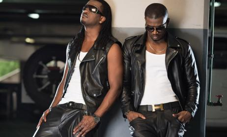 Le duo nigérian P-Square (Photo): thehanovertheatre.org