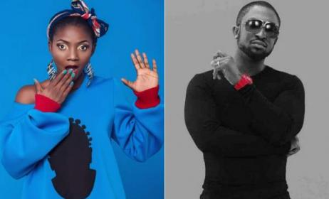 Simi and Darey have been nominated for the 2016 Headies awards