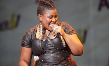 Thandiswa Mazwai. Photo: Sharon Seretlo