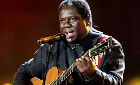 Vusi Mahlasela. Photo: www.nydailynews.com