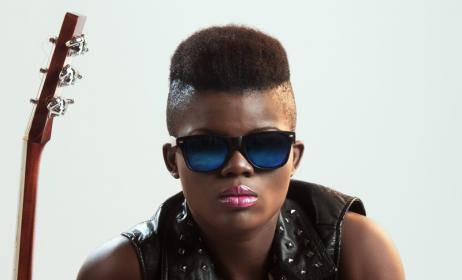 Wiyaala. Photo: Wiyaala.com
