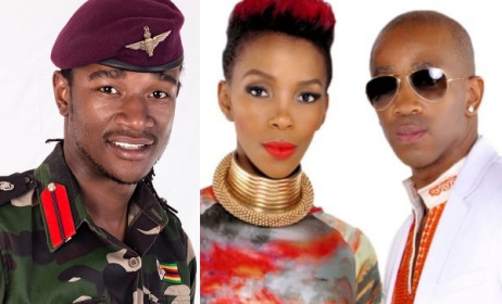 Jah Prayzah and Mafikizolo